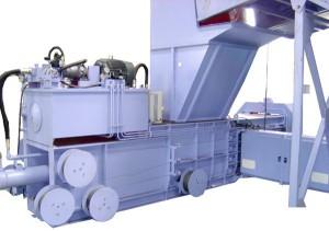 Automatic Horizontal Baling Press Machine TB-070830