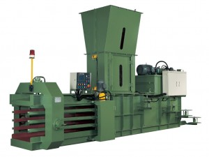 Automatic Horizontal Baling Press Machine TB-070840