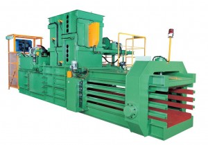 Automatic Horizontal Baling Press Machine TB-091160