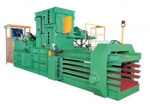 Automatic Horizontal Baling Press Machine TB-091160