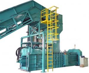 Automatic Horizontal Baling Press Machine TB-1011H5