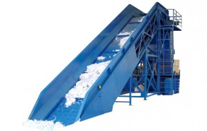 Cutter Shredder - TSH-1600, CONVEYOR