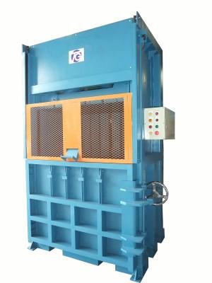 Vertical Waste Baling Press Machine - TVB Series