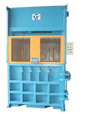 Vertical Waste Baling Press Machine TVB1208T
