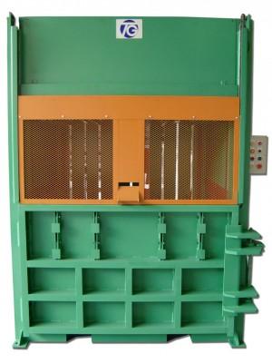Vertical Waste Baling Press Machine TVB1509T