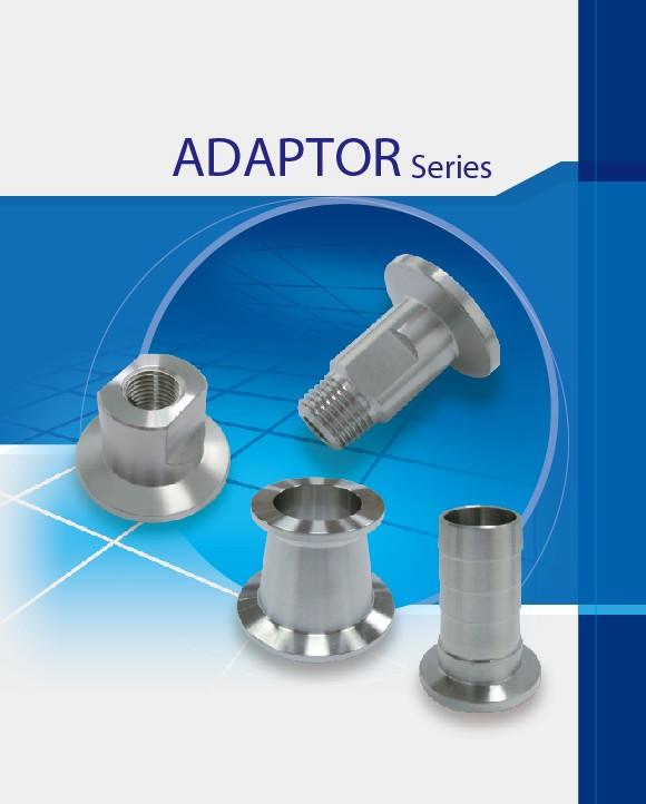 Serie di adattatori e fornitore di componenti per il vuoto per soluzioni di apparecchiature di elaborazione