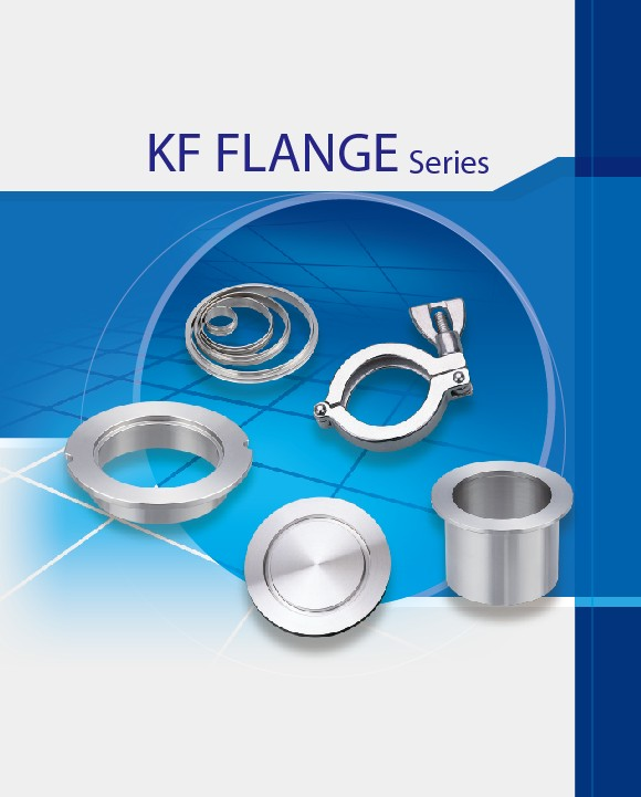 KF Flange Series and vacuum component supplier for processing equipment solutions