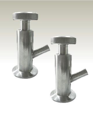 Valvola di rubinetto del campione