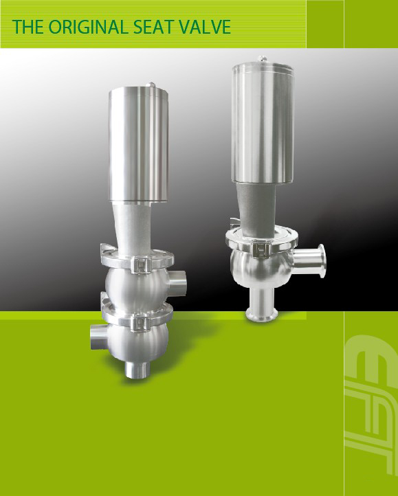 The Original Seat Valve and vacuum component supplier for processing equipment solutions