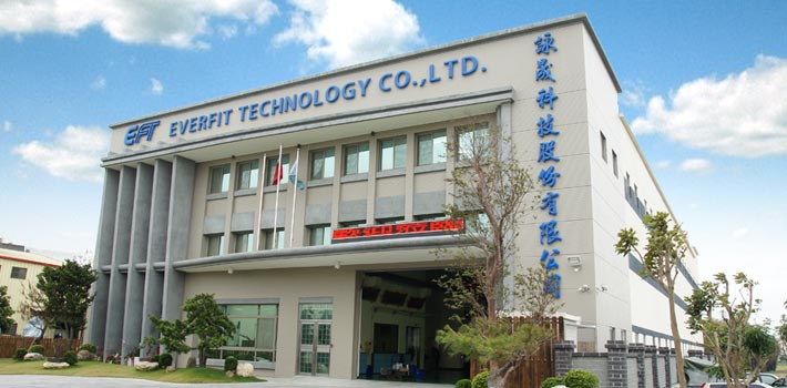 EFT, EVERFIT Technology.co., Ltd.