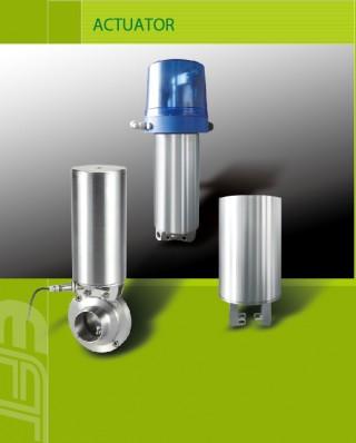 Attuatore e fornitore di componenti per vuoto per soluzioni di apparecchiature di processo