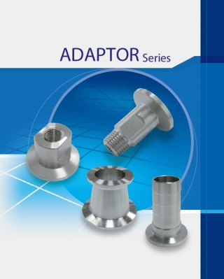 Série de adaptadores e fornecedor de componentes de vácuo para soluções de equipamentos de processamento