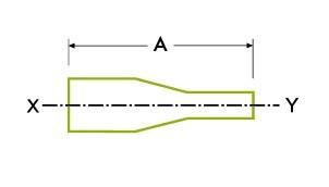 Automātiskā cauruļu metināšana: koncentrisks reduktors / ekscentrisks reduktors DT11