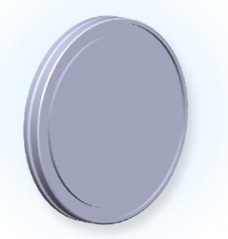 Flange em branco ISO KF