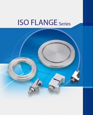 Série ISO Flange e fornecedor de componentes de vácuo para soluções de equipamentos de processamento