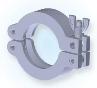 KF Double Pin Clamp(Al+Ni) KF