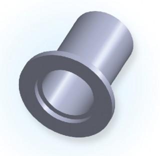 NW garās metināšanas caurules atloks (Jis tips) NW10 ~ 40