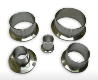 Ferrule e fornitore di componenti per vuoto per soluzioni di apparecchiature di processo