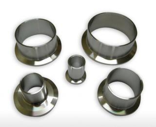Pemasok komponen Ferrule dan vakum untuk solusi peralatan pengolahan
