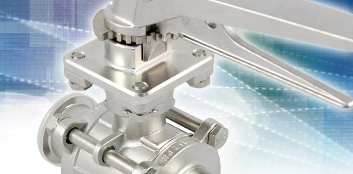 stainless steel vbutterfly valve