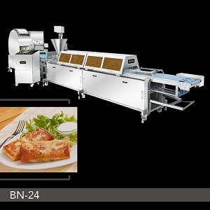 Bakery Machine - Bliny Equipment
