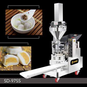Bakery Machine - Bolinho de Cristal Equipment