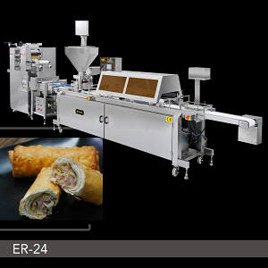 Bakery Machine - Rollo de huevo Equipment