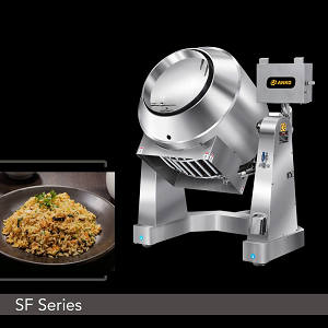 Bakery Machine - Fry Ricefried Noodle Equipment