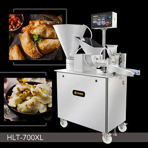 Bakery Machine - Pasta con letras Equipment