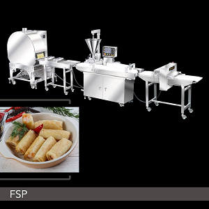 Bakery Machine - Lumpia Equipment