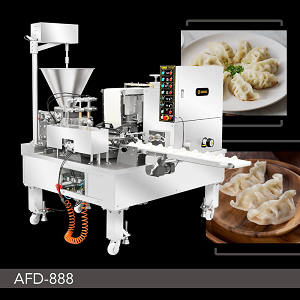 Bakery Machine - Potsticker Equipment