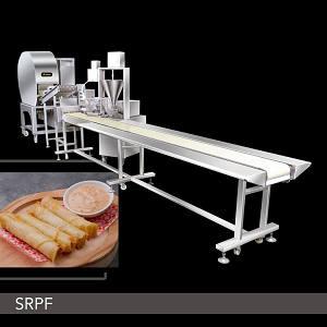 Bakery Machine - السبرينغ رول Equipment