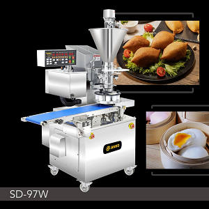 Bakery Machine - Steam Bun Equipment