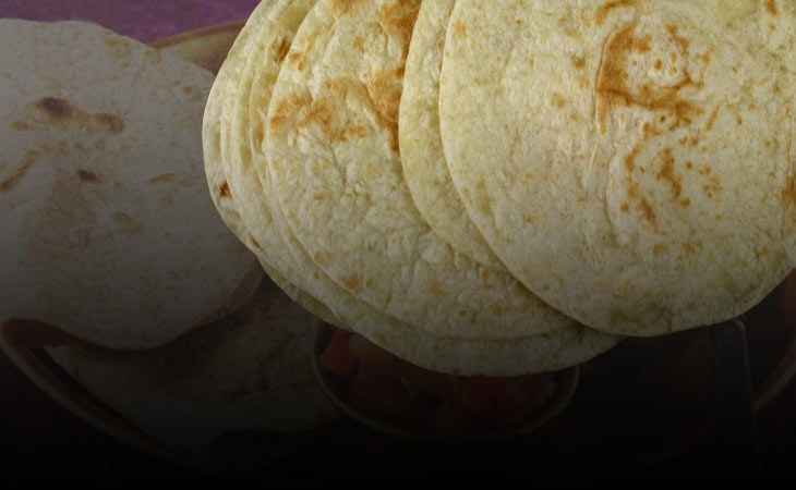 Chapati (pan plano)