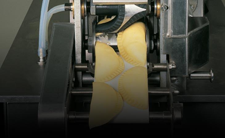 ANKOjest calzone Maszyna HLT-700