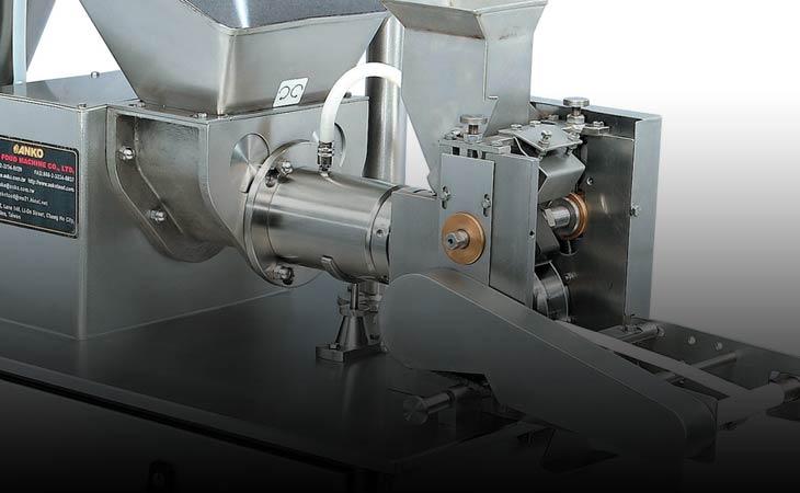 ANKOjest calzone chleb Maszyna HLT-700XL