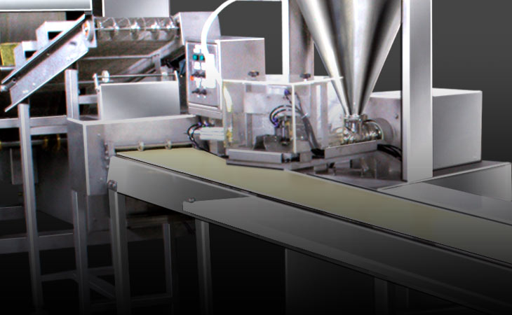 mesin pembuatan pasta samosa SRPF