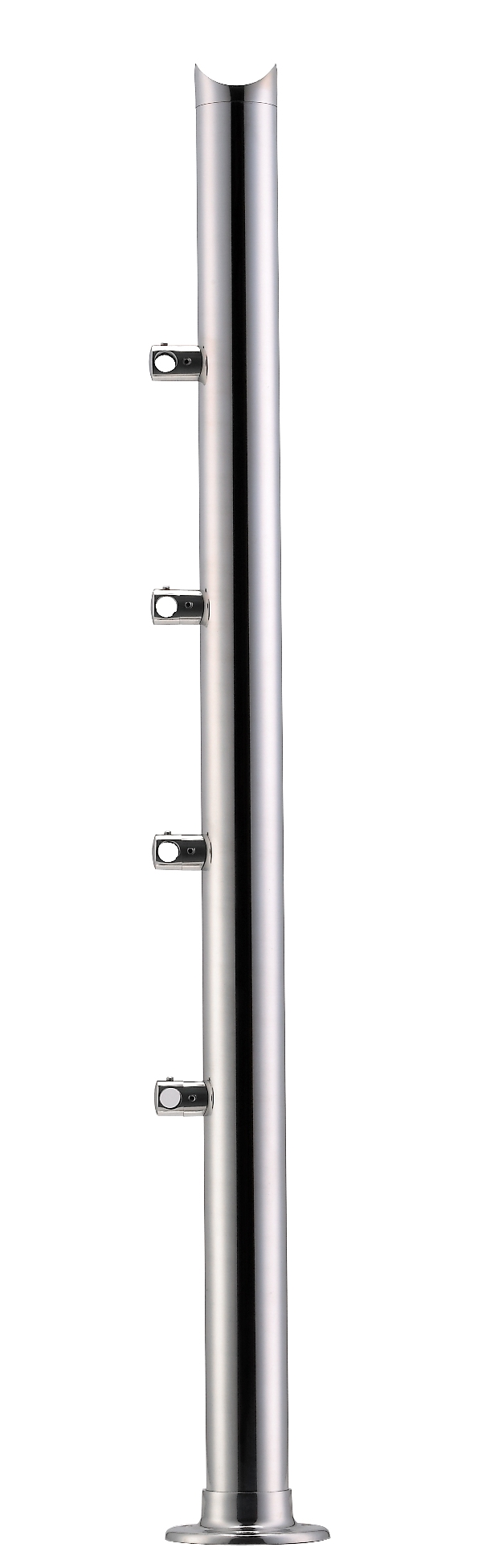 Stainless Steel Balustrade Posts - Tubular - SS:2020476A