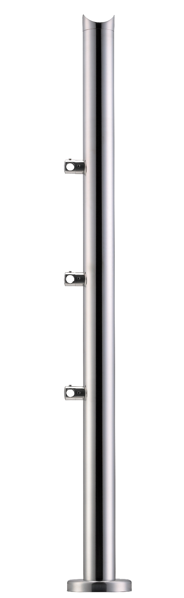 Stainless Steel Balustrade Posts - Tubular - SS:2020377A