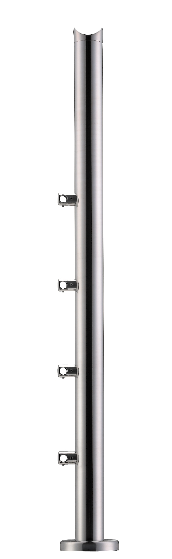Stainless Steel Balustrade Posts - Tubular - SS:2020477A