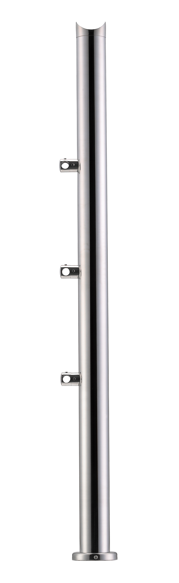 Stainless Steel Balustrade Posts - Tubular - SS:2020378A