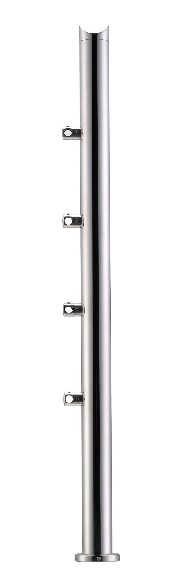 Stainless Steel Balustrade Posts - Tubular - SS:2020478A