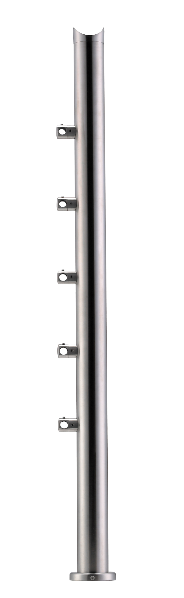 Stainless Steel Balustrade Posts - Tubular - SS:2020578A