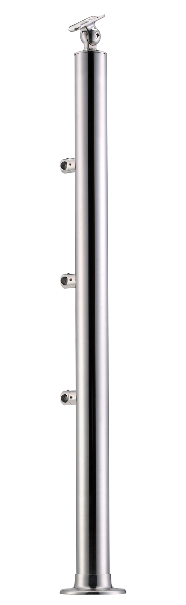 Stainless Steel Balustrade Posts - Tubular - SS:2020356A