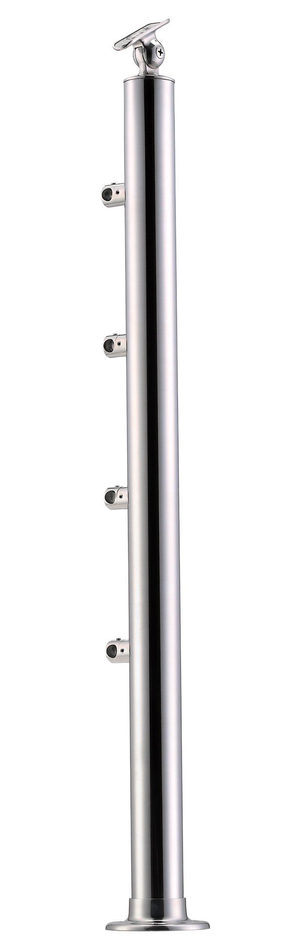 Stainless Steel Balustrade Posts - Tubular - SS:2020456A