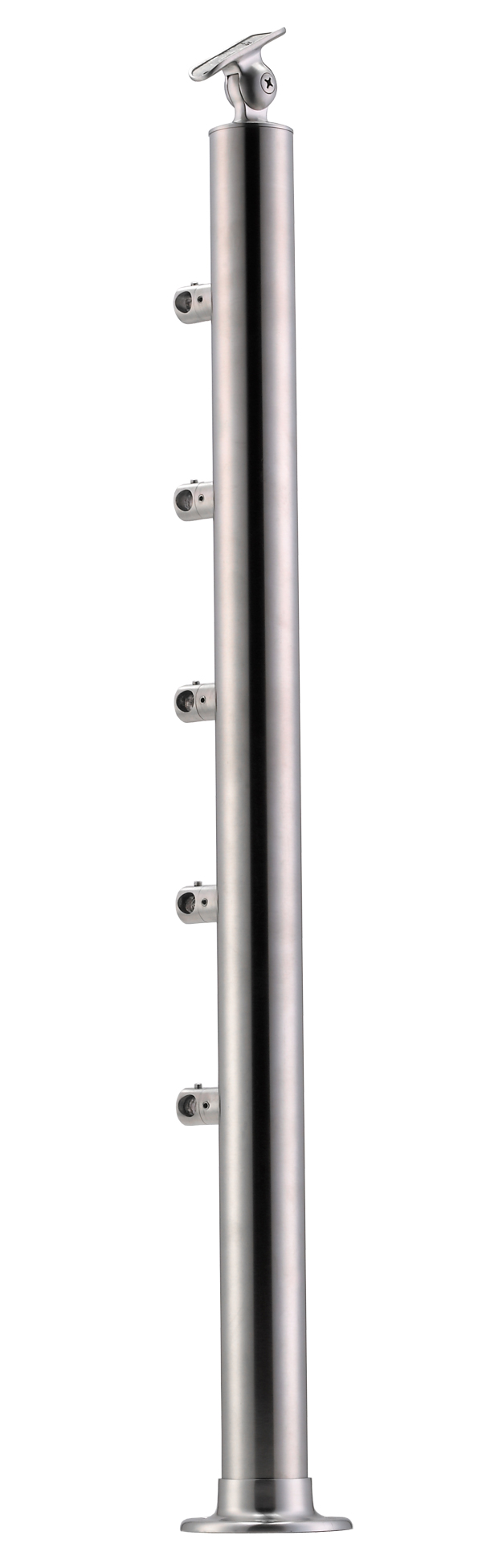 Stainless Steel Balustrade Posts - Tubular - SS:2020556A