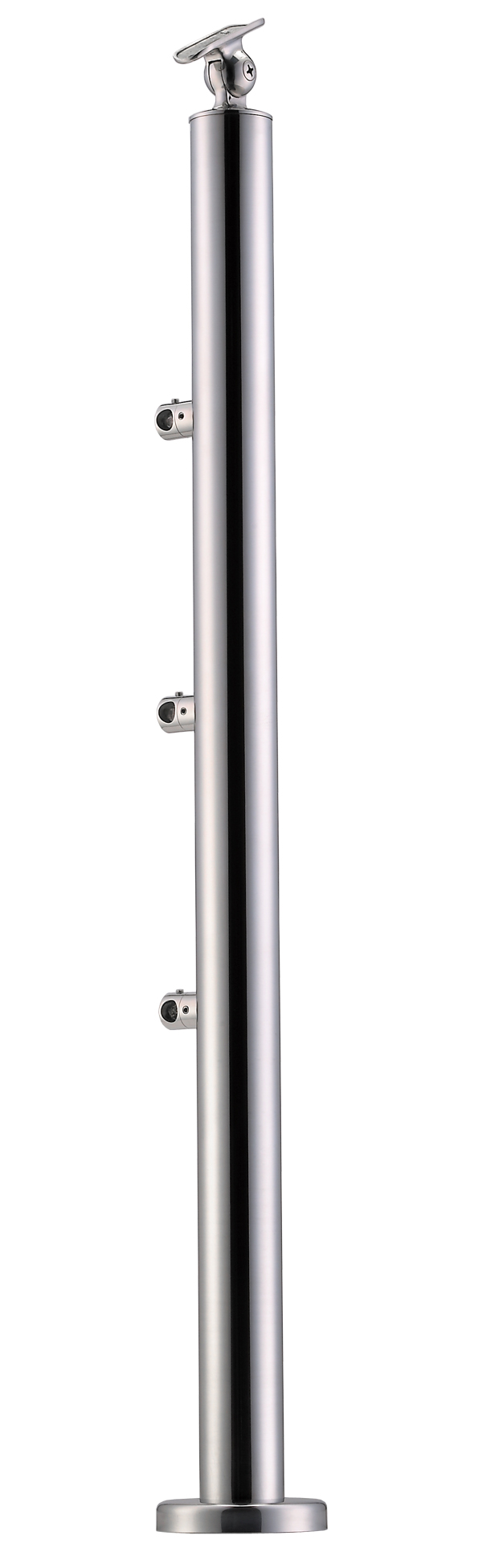 Stainless Steel Balustrade Posts - Tubular - SS:2020357A
