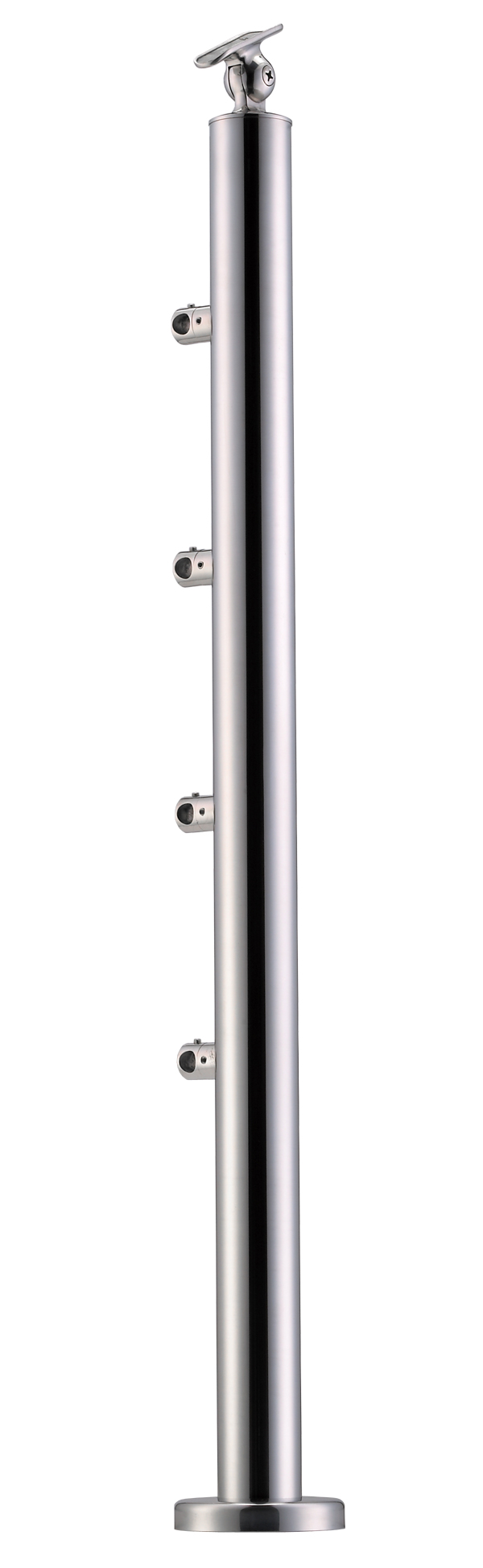 Stainless Steel Balustrade Posts - Tubular - SS:2020457A