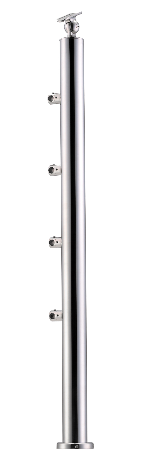 Stainless Steel Balustrade Posts - Tubular - SS:2020458A