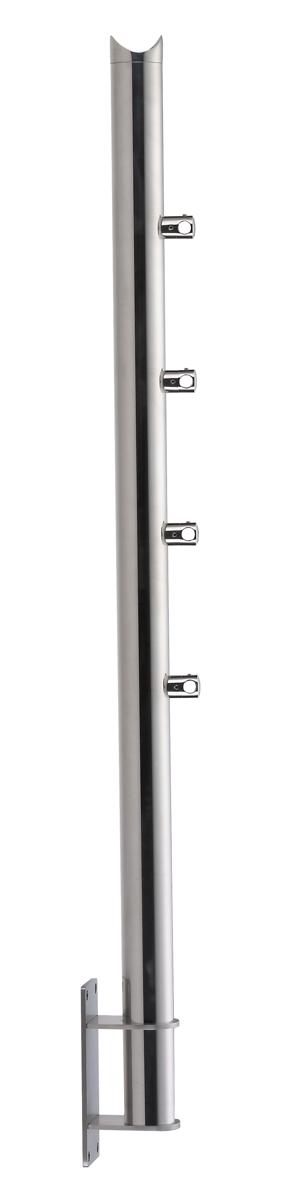Stainless Steel Balustrade Posts - Tubular - SS:2020479A